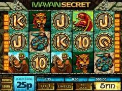 Mayan Secret slotgames77.com MultiSlot 1/5