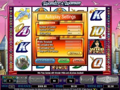 Wonder Woman slotgames77.com CryptoLogic 2/5