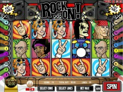 Rock On slotgames77.com Rival 1/5