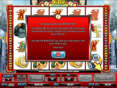 The Flash Velocity slotgames77.com CryptoLogic 2/5