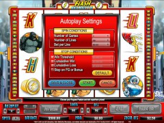 The Flash Velocity slotgames77.com CryptoLogic 3/5