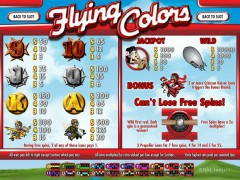 Flying Colors slotgames77.com Rival 2/5