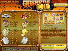 Gushers Gold slotgames77.com Rival 2/5