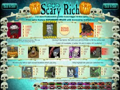 Scary Rich slotgames77.com Rival 2/5