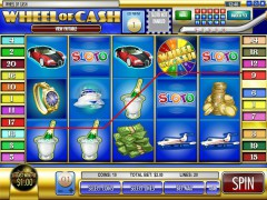 Wheel of Cash slotgames77.com Rival 5/5