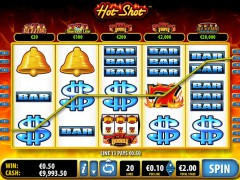 Hot Shot slotgames77.com Bally 4/5