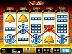 Hot Shot slotgames77.com Bally 5/5