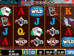 Big Vegas slotgames77.com Bally 1/5