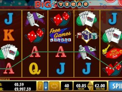 Big Vegas slotgames77.com Bally 3/5
