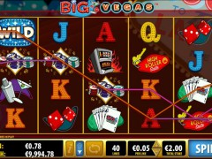 Big Vegas slotgames77.com Bally 4/5