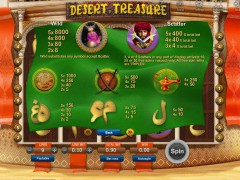 Desert Treasure slotgames77.com SoftSwiss 2/5