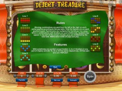 Desert Treasure slotgames77.com SoftSwiss 3/5