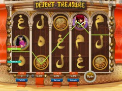 Desert Treasure slotgames77.com SoftSwiss 4/5