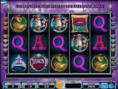 Diamond Queen slotgames77.com IGT Interactive 2/5