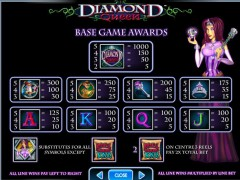 Diamond Queen slotgames77.com IGT Interactive 3/5
