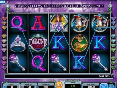 Diamond Queen slotgames77.com IGT Interactive 4/5