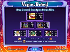 Vegas Baby slotgames77.com IGT Interactive 2/5