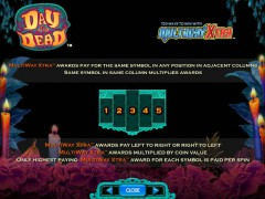 Day Of The Dead slotgames77.com IGT Interactive 2/5