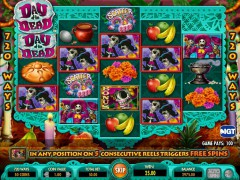 Day Of The Dead slotgames77.com IGT Interactive 3/5