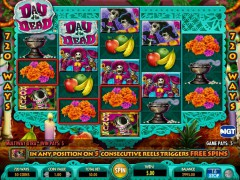 Day Of The Dead slotgames77.com IGT Interactive 5/5