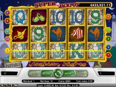 Arabian Nights slotgames77.com NetEnt 4/5