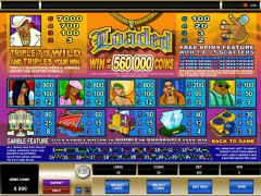 Loaded slotgames77.com Quickfire 2/5