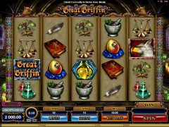 Great Griffin slotgames77.com Quickfire 1/5