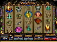 Great Griffin slotgames77.com Quickfire 4/5