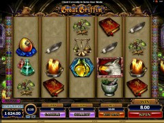Great Griffin slotgames77.com Quickfire 5/5