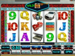 Vegas Dream slotgames77.com Quickfire 1/5