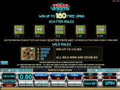 Vegas Dream slotgames77.com Quickfire 3/5
