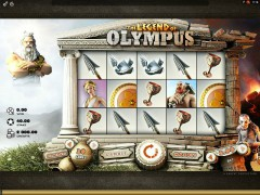 The Legend Of Olympus slotgames77.com Quickfire 1/5