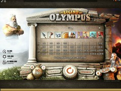 The Legend Of Olympus slotgames77.com Quickfire 2/5