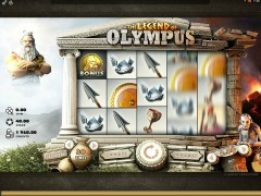The Legend Of Olympus slotgames77.com Quickfire 4/5