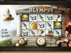The Legend Of Olympus slotgames77.com Quickfire 5/5