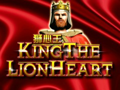 King The Lion Heart slotgames77.com Spadegaming 1/5