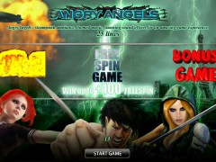 Angry Angels slotgames77.com World Match 1/5