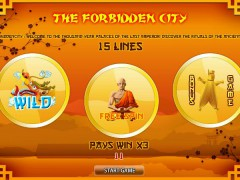 The Forbidden City slotgames77.com World Match 1/5