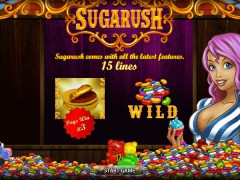 Sugarush - World Match