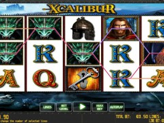 Xcalibur slotgames77.com World Match 4/5