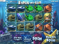 Under the Sea slotgames77.com Betsoft 3/5