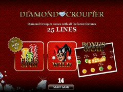 Diamond Croupier slotgames77.com World Match 1/5