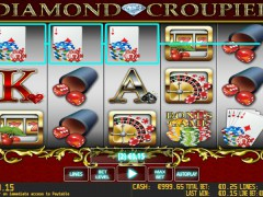 Diamond Croupier slotgames77.com World Match 3/5