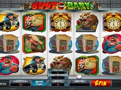 Bust the Bank - Microgaming