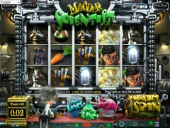 Madder Scientist slotgames77.com Betsoft 3/5