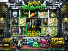 Madder Scientist slotgames77.com Betsoft 5/5