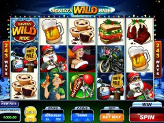 Santas Wild Ride - Microgaming