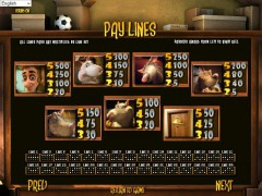 Ned and his Friends slotgames77.com Betsoft 2/5