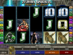 Tomb Raider II - Microgaming
