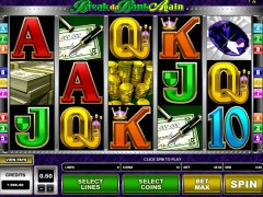 Break da Bank Again - Microgaming